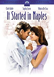 "Cover of ""It Started in Naples"""