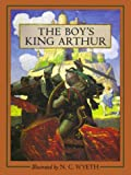 img - for The Boy's King Arthur: Sir Thomas Malory's History of King Arthur and His Knights of the Round Table book / textbook / text book