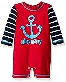 Hatley Baby Boys' Graphic Anchors Rash Guard
