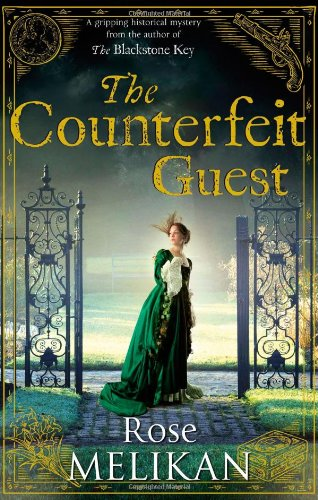 The Counterfeit Guest: Number 2 in series (Mary Finch)