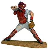 McFarlane Toys MLB Sports Picks Series 1 Action Figure Ivan Rodriguez (Texas Rangers) Gray Jersey Amazon.com