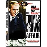 The Thomas Crown Affair - New Transfer ~ Steve McQueen