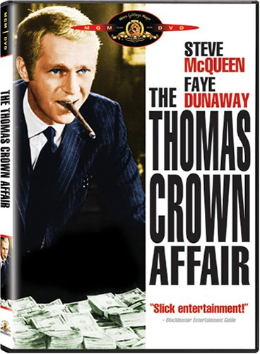Thomas Crown Affair [DVD] [1968] [Region 1] [US Import] [NTSC]