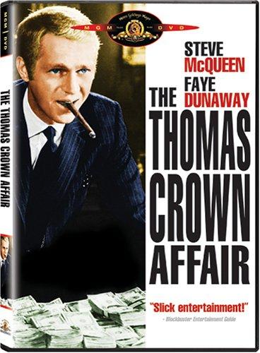 Thomas Crown Affair [DVD] [1968] [Region 1] [US Import] [NTSC]