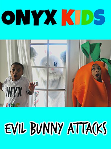 Evil Bunny Attacks on Amazon Prime Instant Video UK