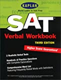 img - for Kaplan SAT Verbal Workbook, Third Edition (Kaplan SAT Critical Reading Workbook) book / textbook / text book