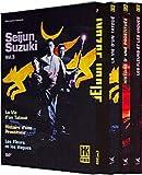 echange, troc Coffret Seijun Suzuki - Vol.3 : Les Fleurs et les vagues / La Vie d'un tatoué / Histoire d'une prostituée - Coffret 3 DVD