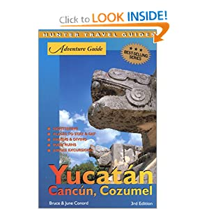 The Yucatan, Cancun & Cozumel (Adventure Guides