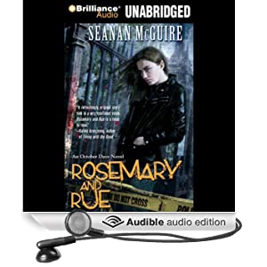 Rosemary and Rue: An October Daye Novel, Book 1 (Unabridged)