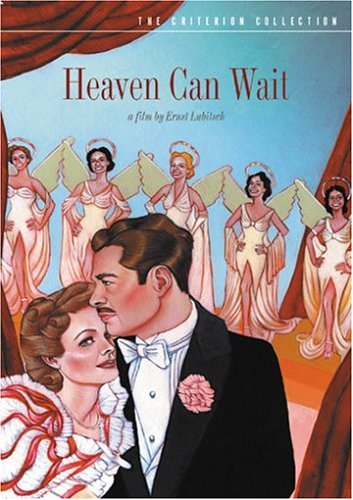 "Cover of ""Heaven Can Wait (Criterion Coll..."