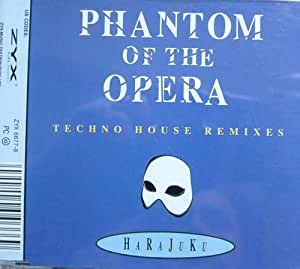 Phantom of the Opera (Techno House Remixes)