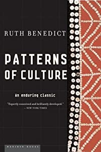 "Cover of ""Patterns of Culture"""