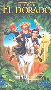 The Road To El Dorado [VHS] The Road To El Dorado VHS 2000 Kevin Kline Kenneth Branagh 172x300 Movie-index.com