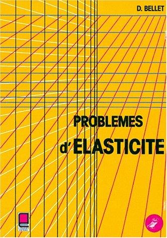 Problèmes d'élasticité