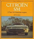 J. Daniels Citroen SM. (Osprey autohistory)