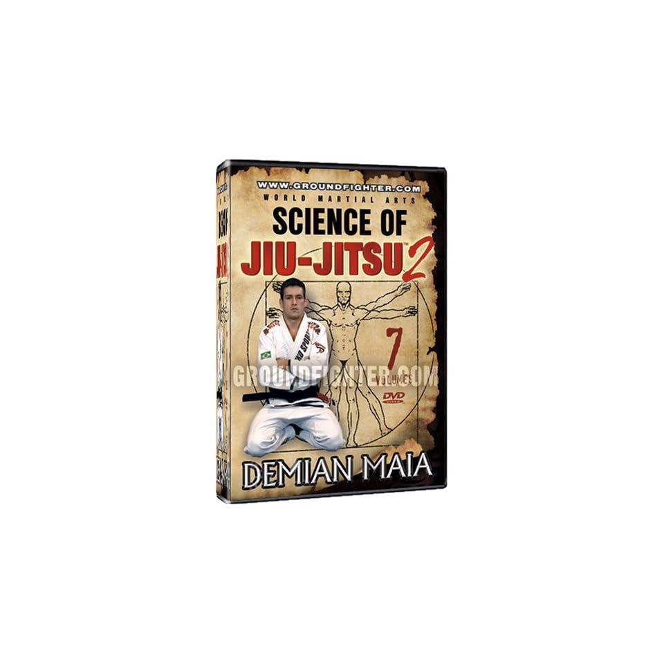 Brazilian Jiu Jitsu DVD Series With over 116 Grappling Techniques