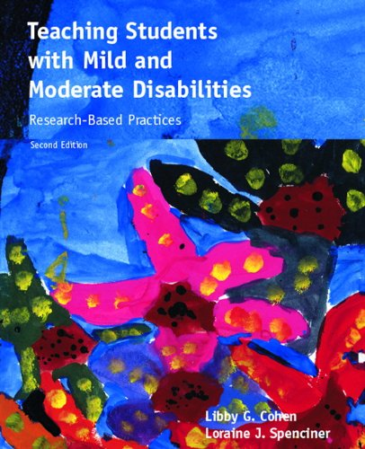 Teaching Students with Mild and Moderate Disabilities:...