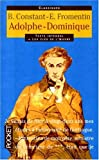 img - for Adolphe book / textbook / text book