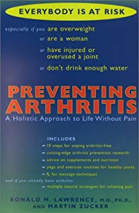 "Cover of ""Preventing Arthritis: A Holisti..."