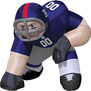 New York Giants Bubba Inflatable Lawn Decoration