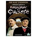 Monsignor Quixote  [ NON-USA FORMAT, PAL, Reg.2 Import - United Kingdom ]