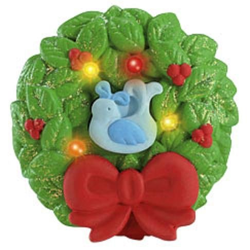 Fisher Price Loving Family Dollhouse CHRISTMAS WREATH REPLACEMENT Home for Holidays