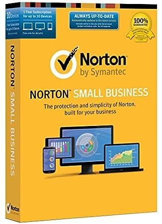 Norton Small Business - 10 Device