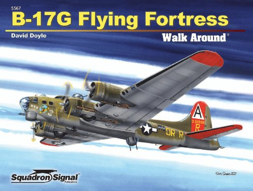 B-17G Flying Fortress - Walk Around No. 67