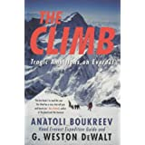 The Climb: Tragic Ambitions on Everestby Anatoli Boukreev