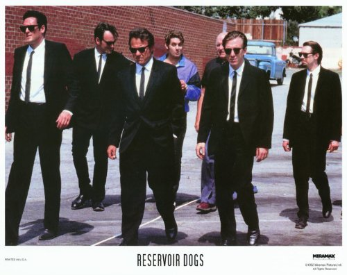Reservoir Dogs - Movie Poster - 11 x 14