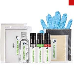 -Up Paint - 52 Henna Red - 0.5 oz. Jar - Platinum Package: Automotive