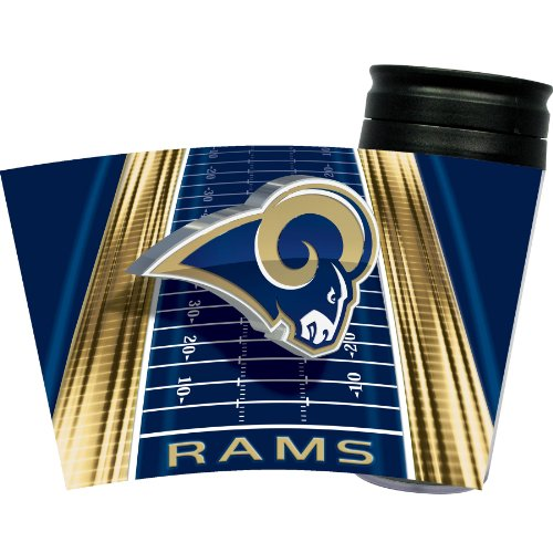 Nfl St. Louis Rams Insulated Travel Tumbler