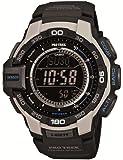 Casio PROTREK Tripple Sensor Ver.3 Tough Solar Watch PRG-270-7JF (Japan Import)