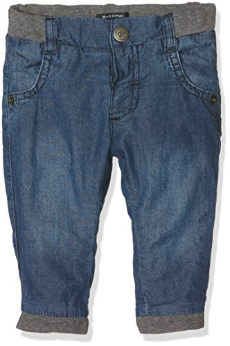 Marc O' Polo Kids Hose Jeans, Blu Bambina, Blau (Light Blue Denim 0014), 3 mesi