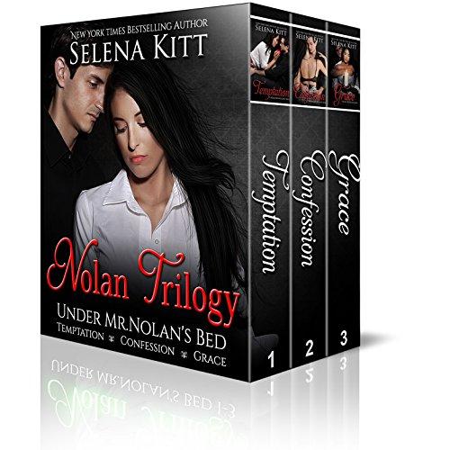 Nolan Trilogy: Boxed Set (Temptation, Confession, Grace) (Under Mr. Nolan
