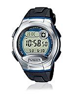 Casio Reloj con movimiento cuarzo japonés Unisex W-752-2BVES 42 mm