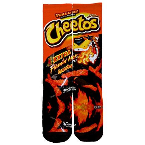 memo-apparel-flamin-hot-cheetos-custom-socks-one-size-6-12-multi