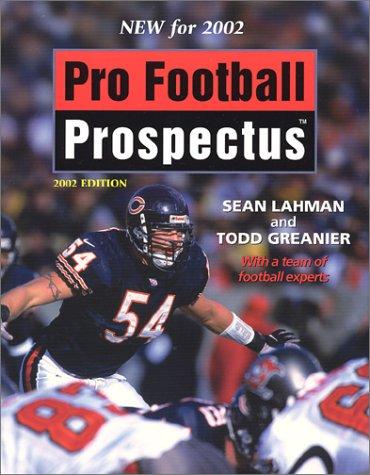 Pro Football Prospectus: 2002 Edition (Pro Football Prospectus compare prices)