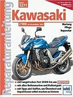 Kawasaki Z 1000 Reparaturanleitung