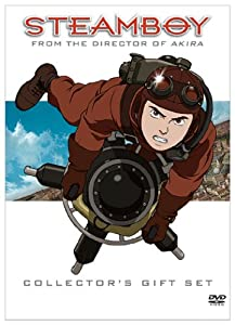 Steamboy - Director's Cut (DVD Gift Set)