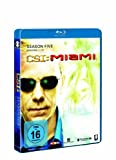 Image de Csi Miami Season 5.1 (Eps.1-12),Blue Ray [Blu-ray] [Import allemand]