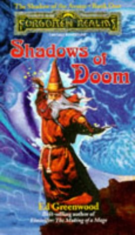 Shadows of Doom (Forgotten Realms:  The Shadow of the Avatar, Book 1), Ed Greenwood