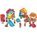 ELC HAPPYLAND VILLAGE SET AGE 18M+ - NEW