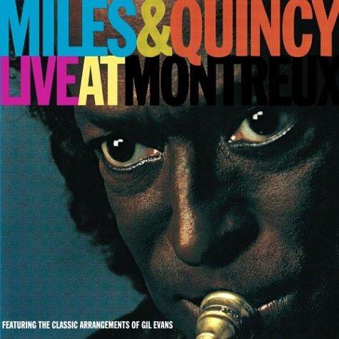 Miles & Quincy Live at Montreux artwork