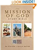The Mission of God Study Bible, Hardcover