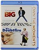 Big / Mrs Doubtfire [Blu-ray]