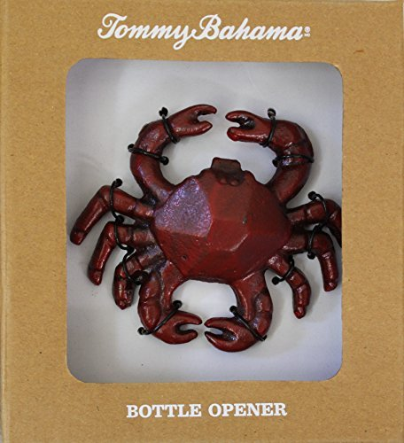 tommy-bahama-solid-red-metal-crab-bottle-opener-new-in-box-by-tommy-bahama