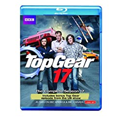 Top Gear: Complete Season 17 [Blu-ray]