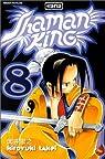 Shaman King, tome 8 : En route vers la famille Tao par Takei