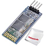 Generic Wireless Serial 4 Pin Bluetooth RF Transceiver Module HC-06 RS232 for Arduino